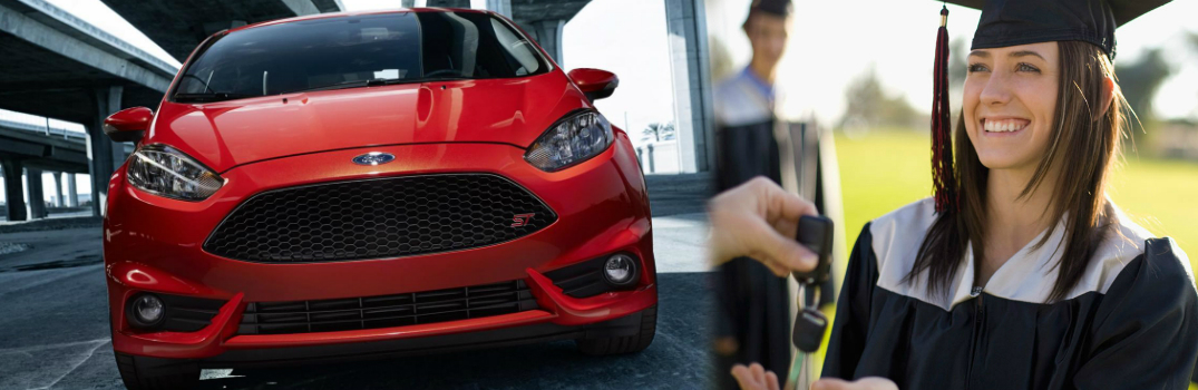 ford offers great incentives for students and recent grads