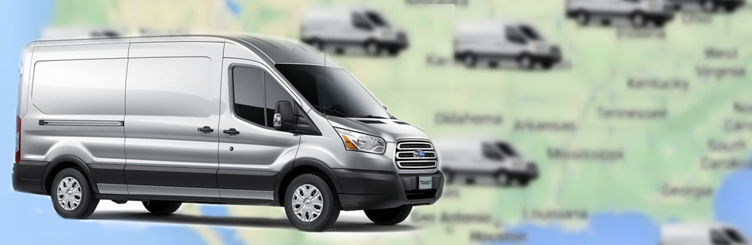 Win an Extended Test Drive of the 2015 Ford Transit