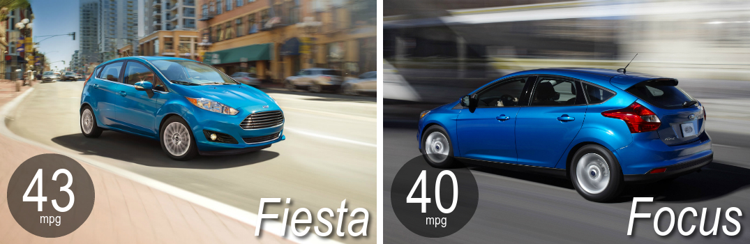 2014-ford-fiesta-focus-fuel-economy-ratings-efficiency-mpg