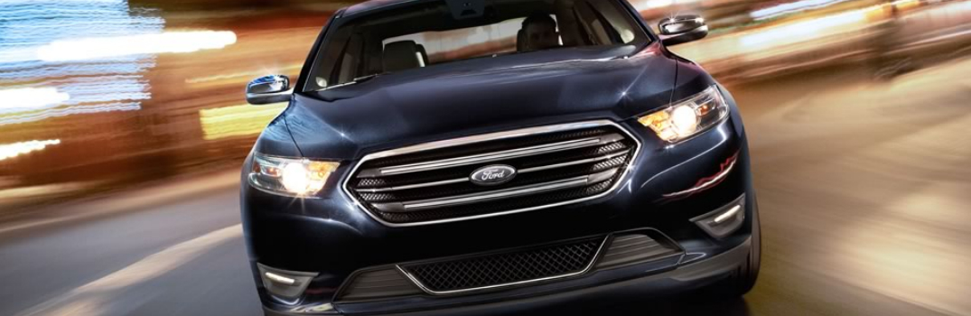 2015 Ford Taurus Engines to Deliver No Less Than 240 Horsepower