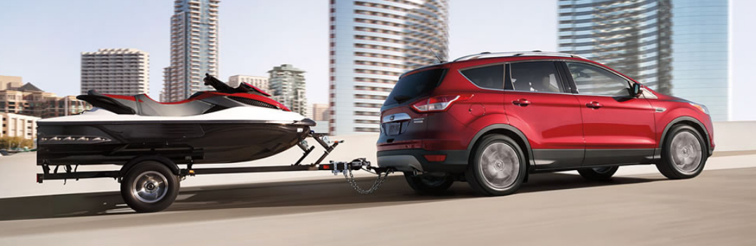 Ford Edge Towing Capacity >> 2014 Ford Escape Among The Most Capable Crossovers Available