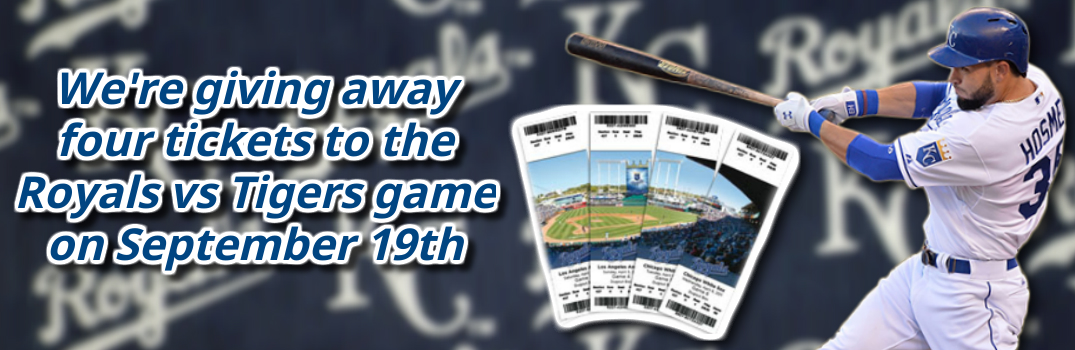 Enter to Win Tickets to the Royals' Final Home Series