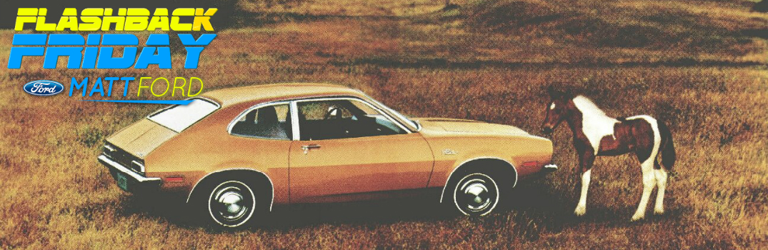 Flashback Friday: The Life and Death of the Ford Pinto