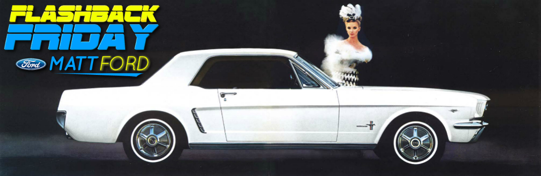 Flashback Friday: The Origins of the Original Pony Car