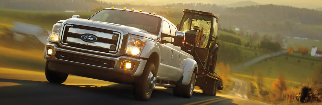 2015 Model of Heavy-Duty Ford F-250 Now in Stock at Matt Ford