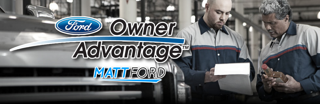 Save on Service With Ford Owners Advantage Rewards