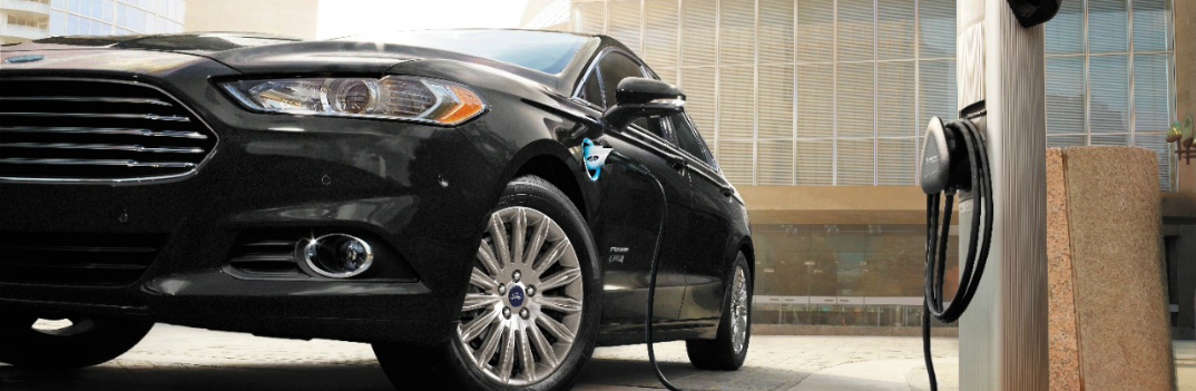 Ford Electric Vehicles Offer Impressivly-Quick Charging Times