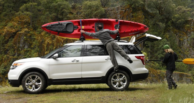 2014 Ford Explorer Towing Capacity >> Matt Ford