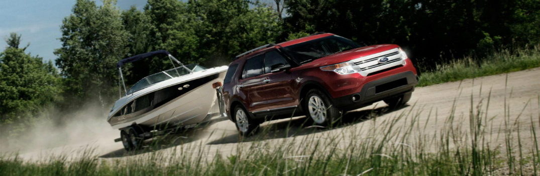 Ford Edge Towing Capacity >> 2015 Ford Explorer Can Pull A Serious Amount Of Weight