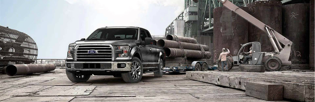 ford announces 2015 f 150 fuel economy ratings matt ford. Black Bedroom Furniture Sets. Home Design Ideas