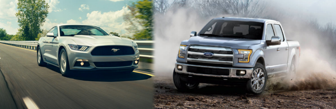 Newest 2015 Ford Models Continue to Arrive at Matt Ford