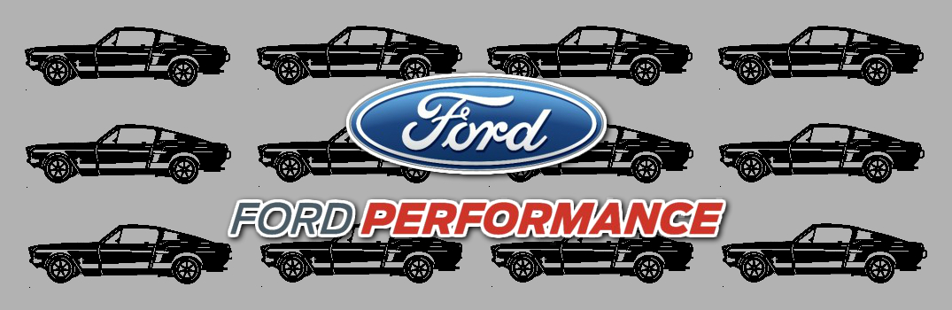 Ford Promises at Least 12 New Performance Vehicles by 2020 - Matt Ford