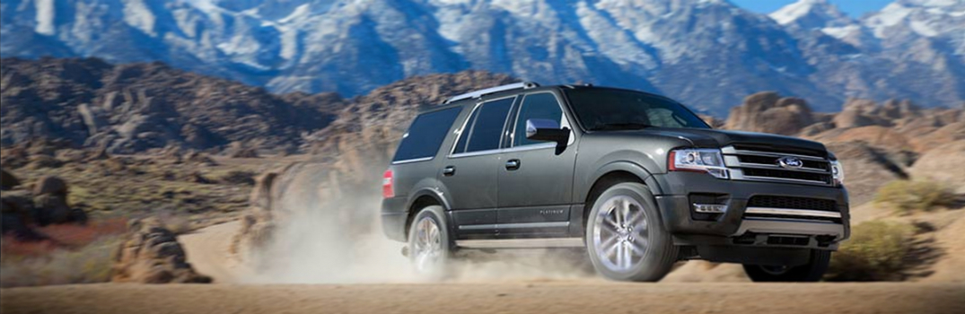 Ford Expedition Will Get Efficient New Six-Cylinder Engine