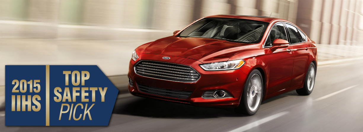 Fusion, Focus and C-Max Among Safest 2015 Ford Vehicles