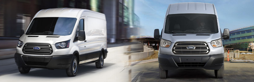 Ford Transit Earns Title of Best-Selling Van in America