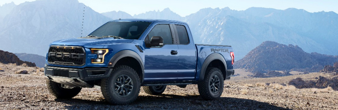 2017 Ford Raptor Will Get Aluminum Body and New V6 Engine