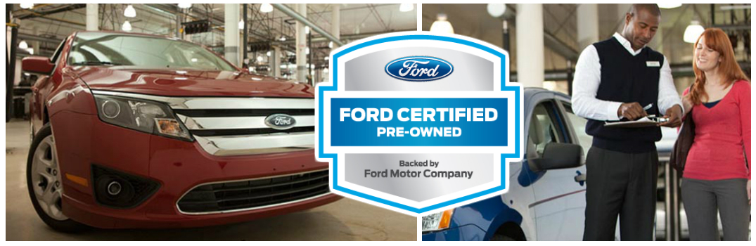 Certified Pre-Owned Ford Models Come With Appealing Warranties