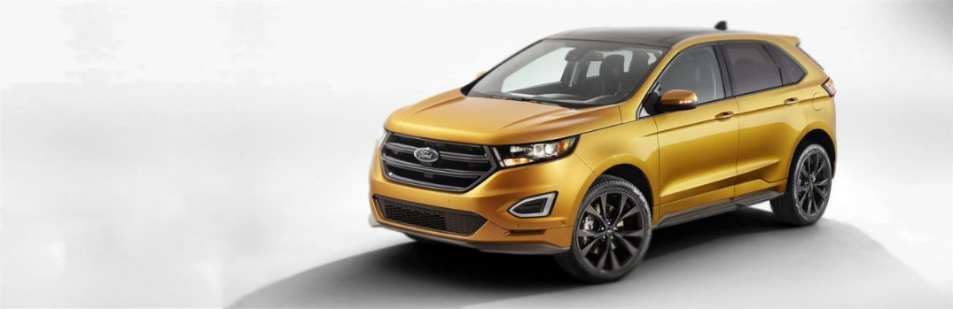 Redesigned 2015 Ford Edge Will Get EcoBoost V6 Engine