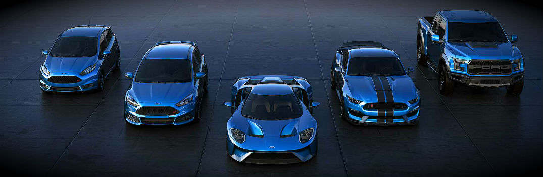 A Look at the 12 Promised Ford Performance Vehicles