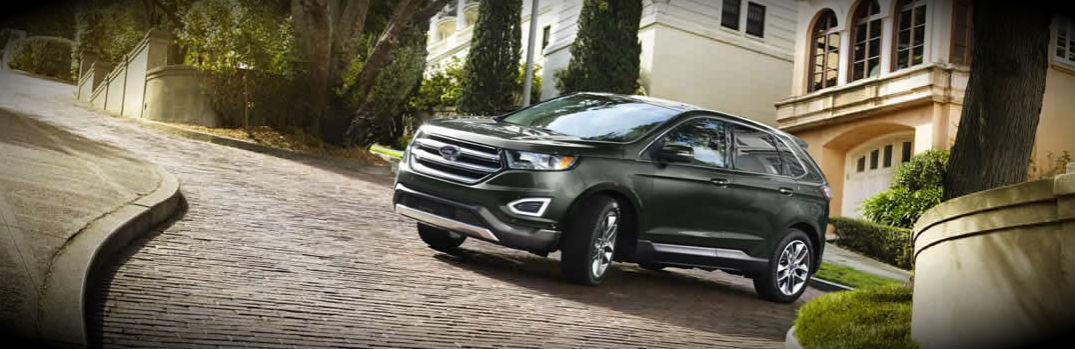 Ford Edge Receives Various Updates for 2015 Model Year