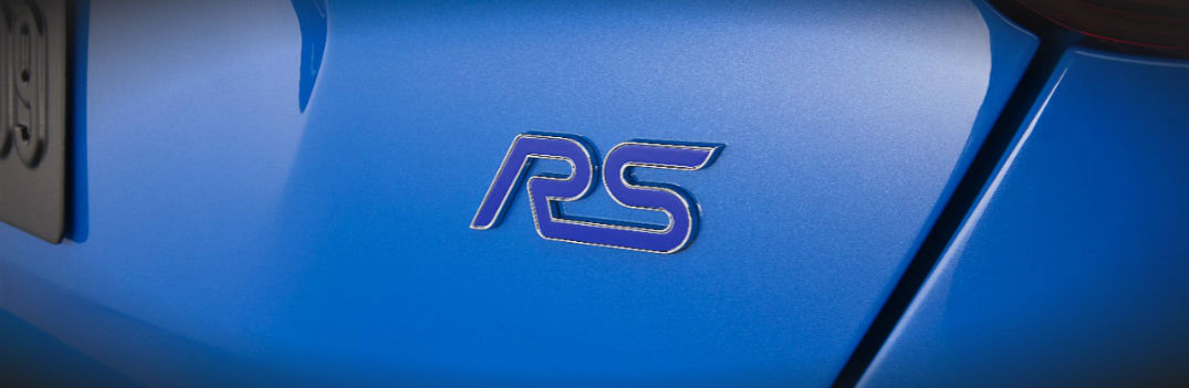 2016 Ford Focus RS Will Get Four Unique Color Options