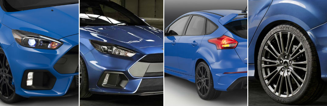 European and U.S. Ford Focus RS Will Be Virtually Identical
