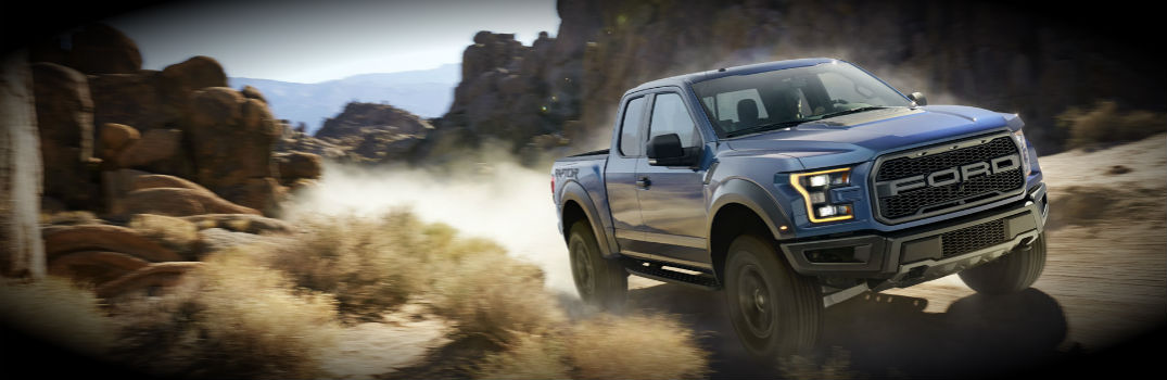 All-New Ford Raptor Will Get Efficient 10-Speed Transmission