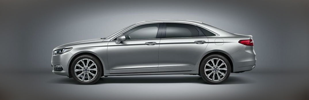 Luxurious New Ford Taurus Set to Hit Streets of China