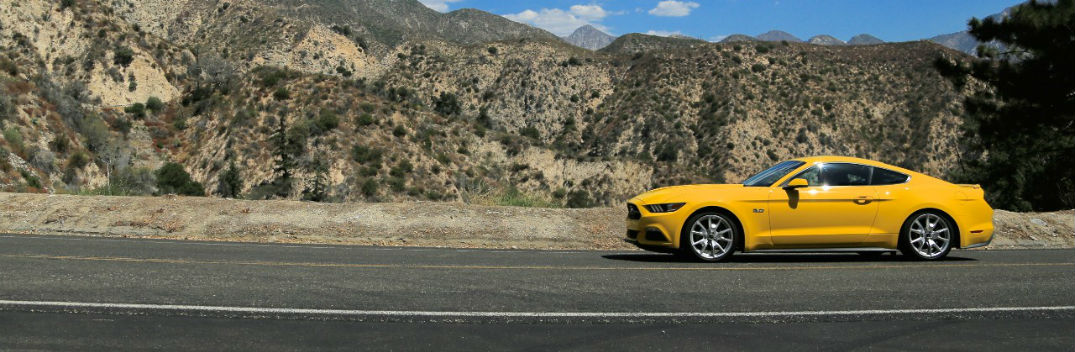 Six Reasons to Own a Ford Mustang