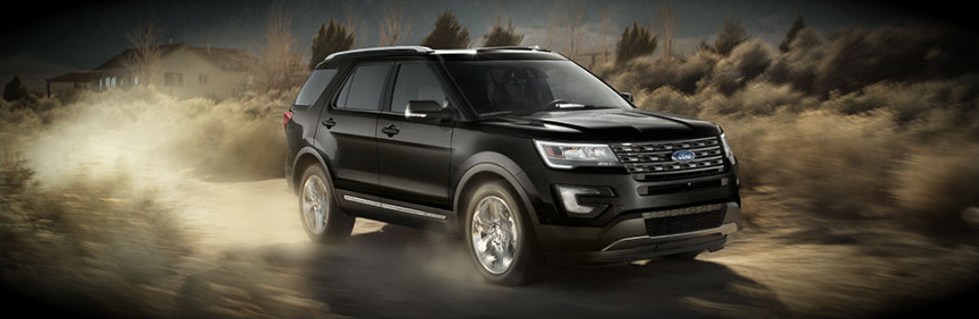 Explorer Gets Efficient New Four-Cylinder for 2016 Model Year