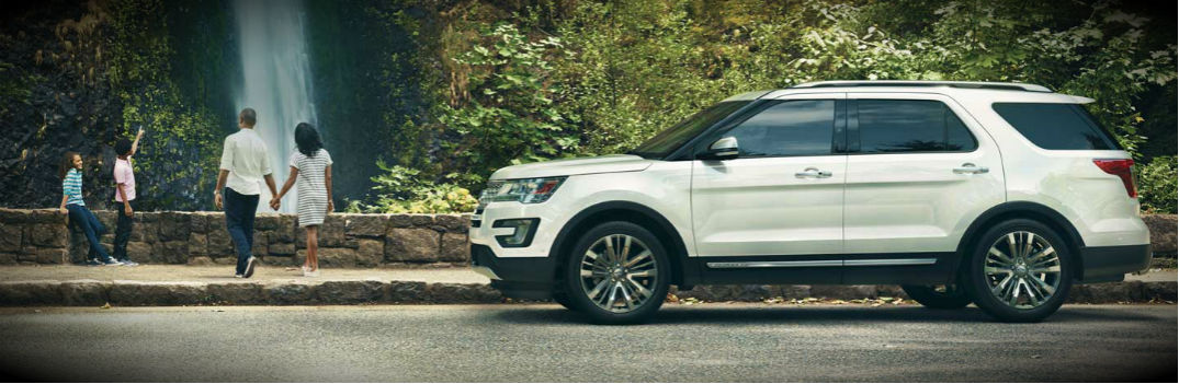 Ford Explorer to Get New Platinum Trim for 2016 Model Year