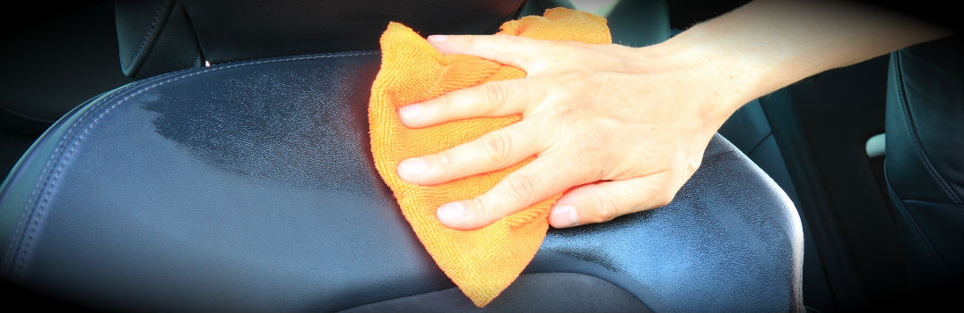 Simple Steps to Keeping Your Leather Seats Looking Good