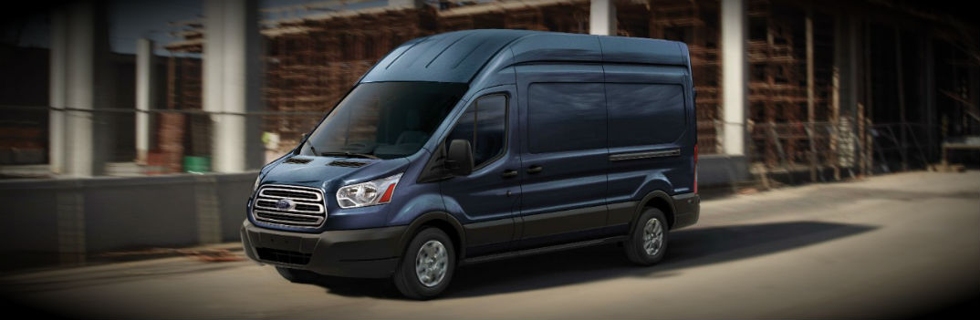 Ford Transit Range to Receive Tweaks for 2016 Model Year