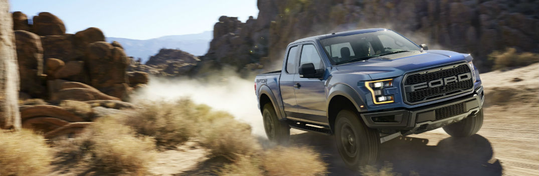 Raptor Set to Get Powerful V6 for 2017 Model Year