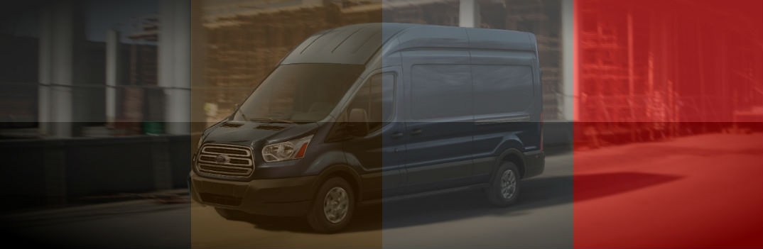 Ford Transit Line Will Get Four New Colors for 2016 Model Year