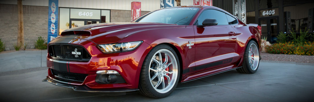 The 2015 Ford Mustang GT Shelby Super Snake Exceeds Expectations