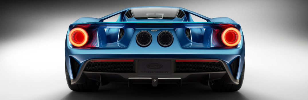 2017 Ford GT Technology will be Added to Less-Expensive Models Eventually