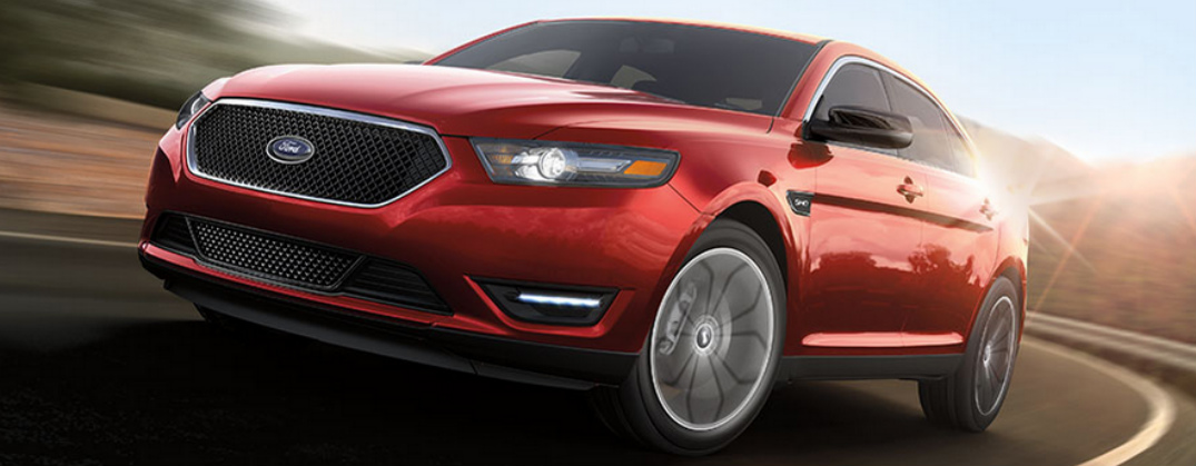 Arrival of the 2016 Ford Taurus in Independence MO