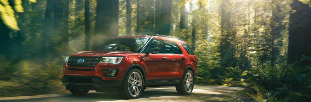 2016 Ford Explorer has Arrived at Matt Ford