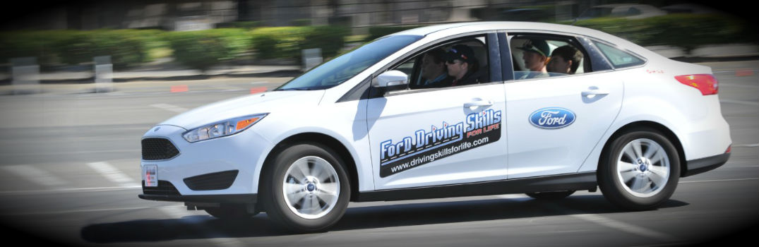 New Ford Driving Skills for Life Program Promotes Teen Driving Safety