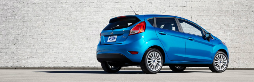 2016 Ford Fiesta Makes top 10 Back-to-School List