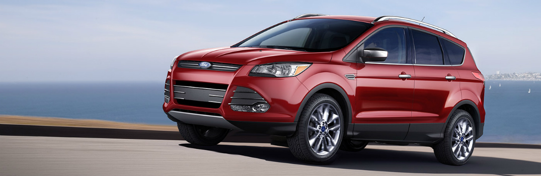 2016 Ford Escape Trims and Color Options