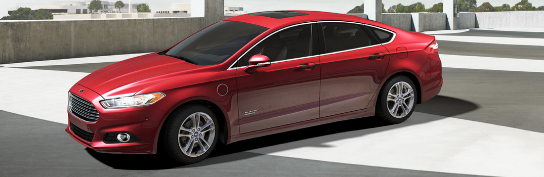 2016 Ford Fusion Energi Features and Benefits