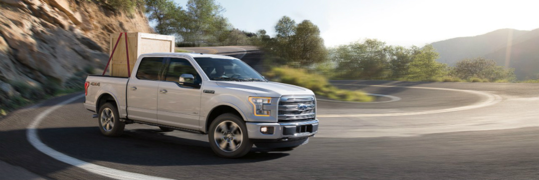 2016 Ford F-150 Sport Mode