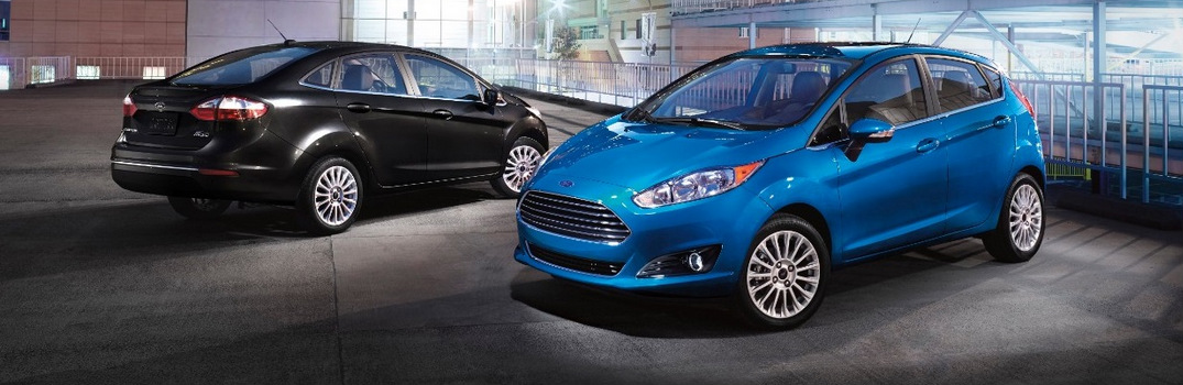 Technology and Innovation in the 2016 Ford Fiesta