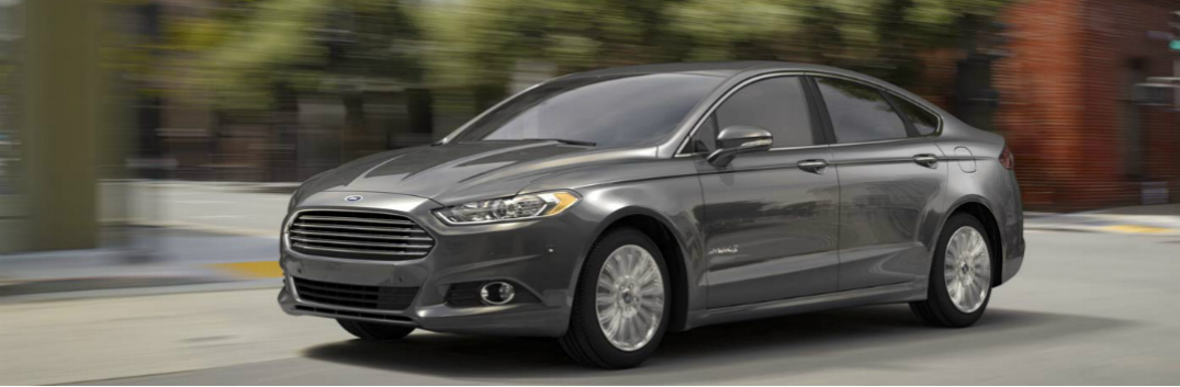 Exciting Features on the 2016 Ford Fusion