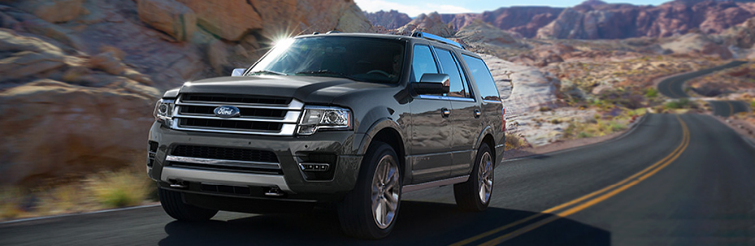 When is the 2016 Ford Expedition Coming out?
