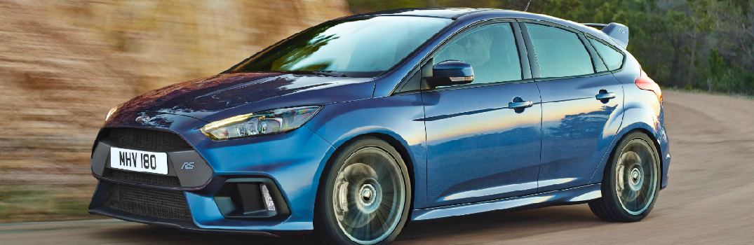 What is the 2016 Ford Focus RS 0 to 60 Time and Top Speed?