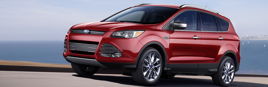New Ford Escape ST