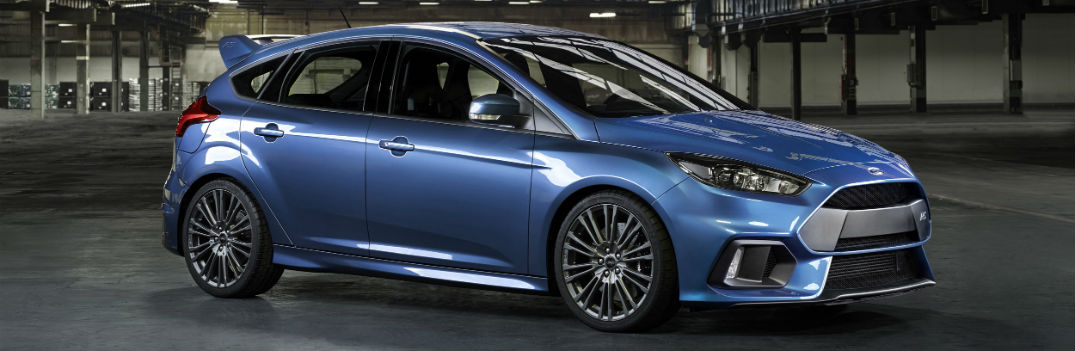 Ford Focus RS will Come With Stall Recovery